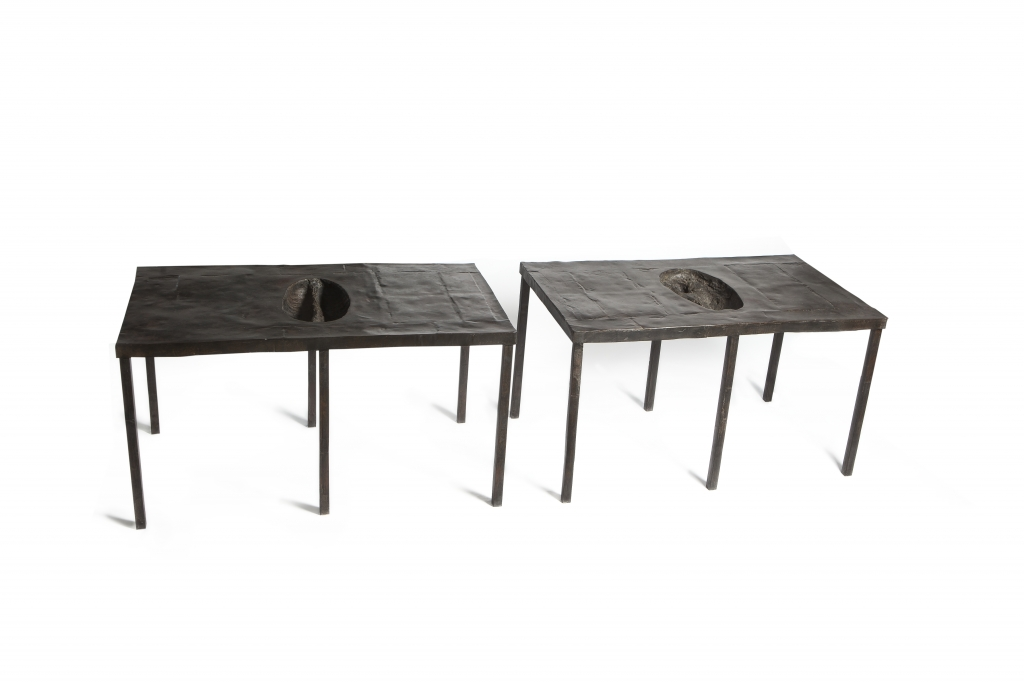 Untitled (Cadaver Table I and II) | Kunsthalle Entwicklung